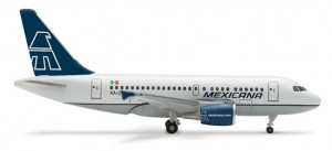 Mexicana Aviacion Quiebra